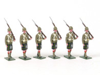 Soldiers Unlimited Empire Series #3 Black Watch Marching at the Slope Egypt 1882