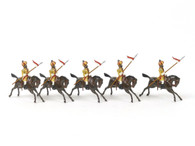 Soldiers Unlimited SU-02-10 1st Skinners Lancers Indian Army Mounted