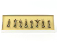 WBritain Belgian Infantry Marching Re-Boxed
