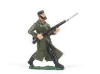 Authenticast Comet Infantry of Line Charging Soviet Guard H