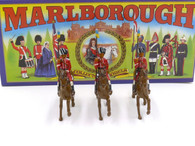 Marlborough Toy Soldiers Set D42 Alwar Lancers