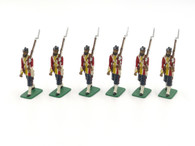 Nickolson Miniatures Set I-6 California 1898 11th Bengal Infantry