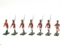 Beau Geste Toy Soldiers set 241 4th Madras Native Infantry Colonial India, 1800
