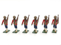 Soldiers of the World Set IA53 Indian Army 1914 63rd Palamcottah Light Infantry