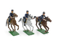 Alymer Toy Soldiers Set AB-72 Union  Cavalry - Charging