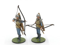 "Alymer Toy Soldiers Figure BF-9 ""English Longbowman"""