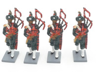 WBritain 40304 Pakistan Army Pipes & Drums Set 1 Collectors Club