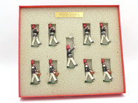 Tradition of London Set 57 Pipes and Drums Prussian Guard Infantry 1914