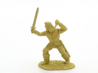 Conte Collectibles Viking Saxons Ragnar Fighting with Sword & Dirk