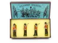 Steadfast Soldiers SF10 Royal Scot Fusiliers at the Slope
