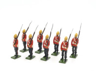 Bastion Toy Soldiers Set FSO8 Scots Guards Marching