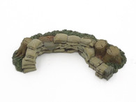 WBritain 17826 WWII Sandbag Emplacement Accessory