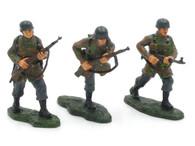 WBritain 17458 WWII German Paratroopers