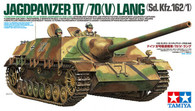Tamiya Model Kit German Jagdpanzer IV/70 Tank Item 35340 1/35 Scale