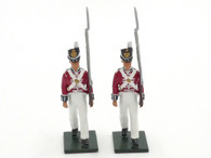 WBritain 48002 Coldstream Regiment of Foot Guards Napoleonic Wars