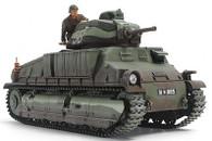 Tamiya Model Kit French Medium Tank Somua S35 Item 35344 1/35 Scale