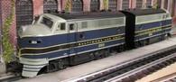 RMT 92623 Ready Made Trains B & O O BEEF F-3 AA Diesel Set O Gauge