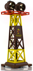 RMT 9953376 Ready Made Trains Rail Yard Light Tower PP&L O Gauge
