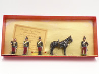 Tradition Toy Soldiers No 35b The 11th Prince Albert's Own Hussars 1890