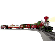 Lionel Trains 6-82716 Mickey's Holiday To Remember Disney Christmas LionChief Train Set