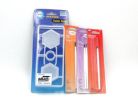 Testors Paint Brushes and Paint Trays 09913