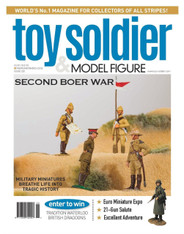 Toy Soldier And Model Figure Collectors Magazine Issue 230 Second Boer War