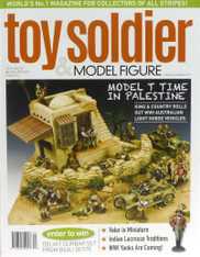 Toy Soldier And Model Figure Collectible Magazine Issue 224 April 2017 May 2017