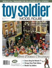 Toy Soldier And Model Figure Magazine Christmas Issue 221 Dec 2016 Jan 2017