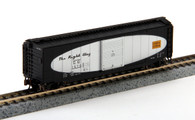 Bachmann N Scale Trains 19451 Central of Georgia 50' Sliding Door Boxcar