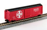 Bachmann N Scale Trains 19454 Santa Fe 50' Sliding Door Boxcar