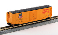 Bachmann N Scale Trains 19455 Union Pacific 50' Sliding Door Boxcar