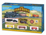 Bachmann N Scale 24014 Yard Boss Freight 0-6-0