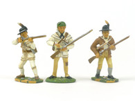 WBritain 17449 Morgan's Riflemen American Revolution Series
