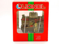 Lionel Locomotive 37-616 Collector's Lighted Christmas Ornament Porcelain