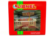Lionel Caboose 37-602 Collector's Lighted Christmas Ornament Porcelain