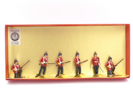 Tradition of London Set No 51 The Norfolk Regiment Marching Order 1882