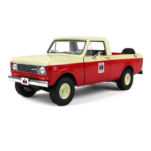 First Gear 40-0318 IH International Harvester 1979 International Scout Terra Pickup Die-cast Model