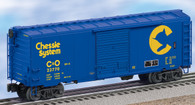 Lionel 6-27214 Chessie System PS-1 Boxcar Standard O Scale
