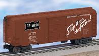 Lionel 6-27217 Frisco PS-1 Boxcar Standard O Scale