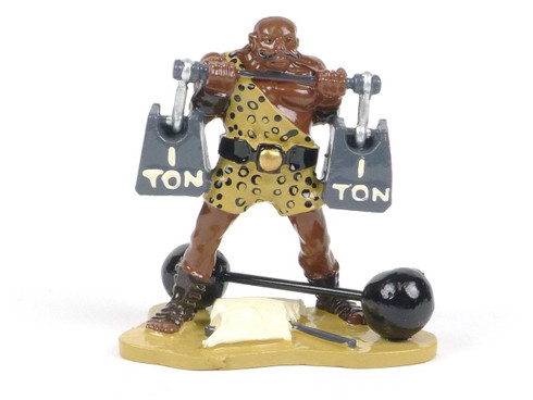 Britains Circus Strong Man And Weights 8668 W Britain