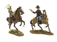 WBritain 17100 Nathan Bedford Forrest American Civil War