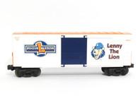 Lionel Model Trains Set Lenny The Lion Hi-Cube Boxcar 6-29232 O Scale Model Railroad