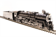 Broadway Limited 4595 Northern 4-8-4 Steam Locomotive DC/DCC Sound & Smoke HO Scale Trains
