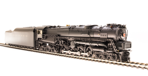 Broadway Limited 2694 PRR S2 6-8-6 Turbine #6200, As-Delivered Version, Paragon3 DC/DCC Sound HO Scale Trains