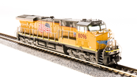 Broadway Limited BLI3552 Union Pacific ES44AC Diesel Paragon3 Sound/DC/DCC N Scale