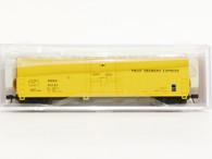 tlas Model Trains 50' Boxcar 30057 N Scale