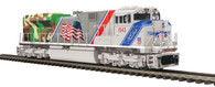 MTH Trains 20-20953 O Scale Premier SD70ACe Spirit of the Union Pacific