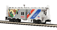 MTH Premier Trains 20-91631 Union Pacific Bay Window Caboose