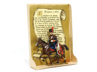 Mignot Toy Soldiers Mounted Field Artillery Cavalry Napoleonic  217