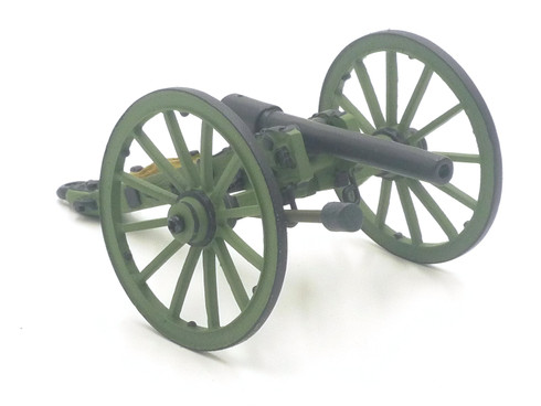 WBritain 17466 American Civil War 10lb. Parrott Cannon